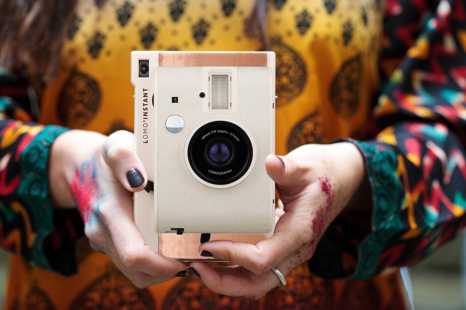 Lomography Instant Camera Mumbai + 3 Lenses